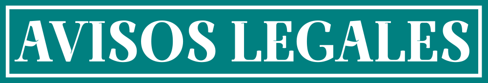 Publicaciones legales